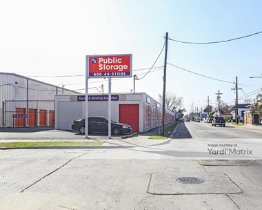 Storage Units for Rent available at 3900 Tchoupitoulas Street, New Orleans, LA 70115 Photo Gallery 1