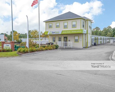 Storage Units for Rent available at 3311 Enterprise Drive, Wilmington, NC 28405 Photo Gallery 1