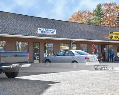 Storage Units for Rent available at 1725 Main Street, Sanford, ME 04073 Photo Gallery 1
