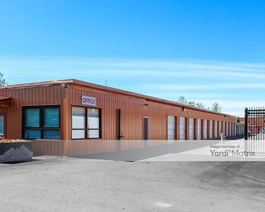 Storage Units for Rent available at 2200 Gambell Street, Anchorage, AK 99503 Photo Gallery 1