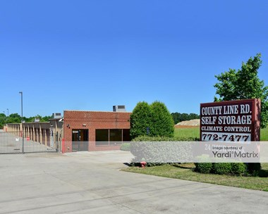 Storage Units for Rent available at 10344 County Line Road, Madison, AL 35756 Photo Gallery 1