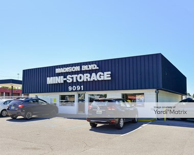 Storage Units for Rent available at 9091 Madison Blvd, Madison, AL 35758 Photo Gallery 1