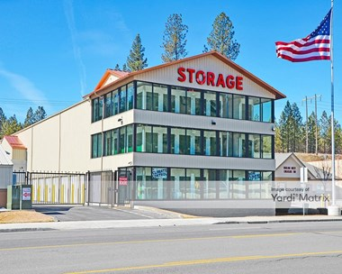 Storage Units for Rent available at 4200 South Cheney Spokane Road, Spokane, WA 99224 Photo Gallery 1