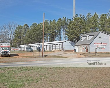 Storage Units for Rent available at 605 Highway 29 Bypass North, Anderson, SC 29621 Photo Gallery 1
