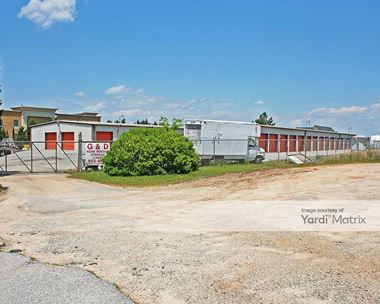 Storage Units for Rent available at 128 Commerce Blvd, Easley, SC 29642 Photo Gallery 1