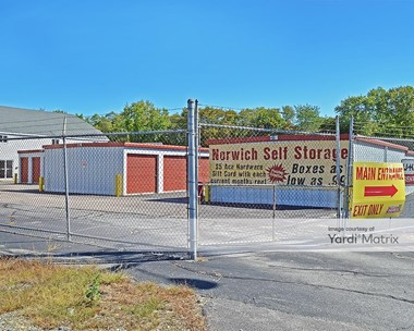 Storage Units for Rent available at 1 South Golden Street, Norwich, CT 06360 Photo Gallery 1