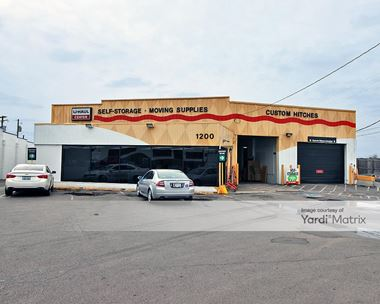 Storage Units for Rent available at 1200 New Circle Road, Lexington, KY 40505 Photo Gallery 1