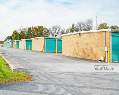 Storage Units for Rent available at 1551 Walnut Street, Lebanon, PA 17042 Photo Gallery 1