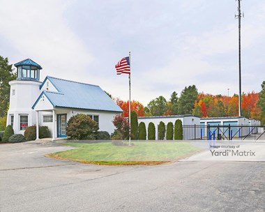Storage Units for Rent available at 28 Industrial Park Road, Saco, ME 04072 Photo Gallery 1