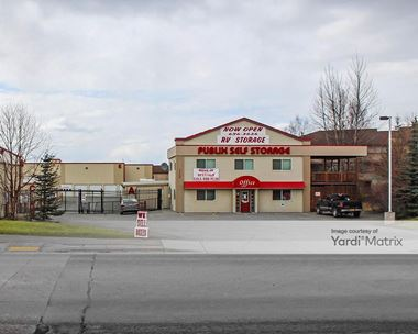 Storage Units for Rent available at 11700 Business Blvd, Eagle River, AK 99577 Photo Gallery 1