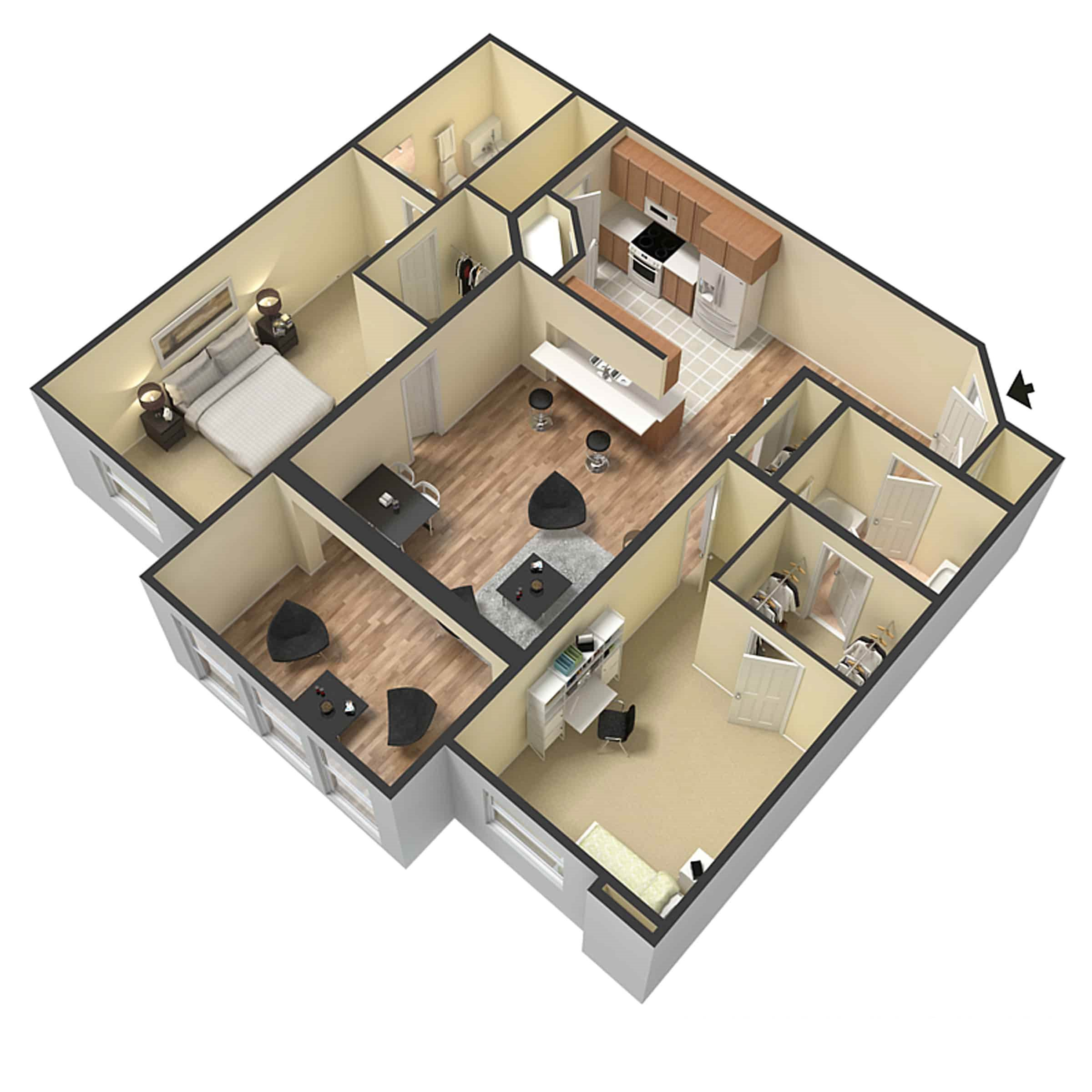 Apartments For Rent In Salinas Ca: Floor Plans Of Homestead Apartments In Hobbs, NM