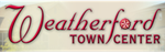 Weatherford Town Center Property Logo 0
