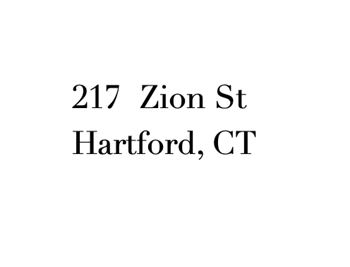 217 Zion Street Studio Apartment for Rent Photo Gallery 1