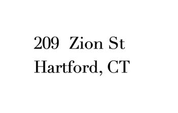 209 Zion Street Studio Apartment for Rent Photo Gallery 1