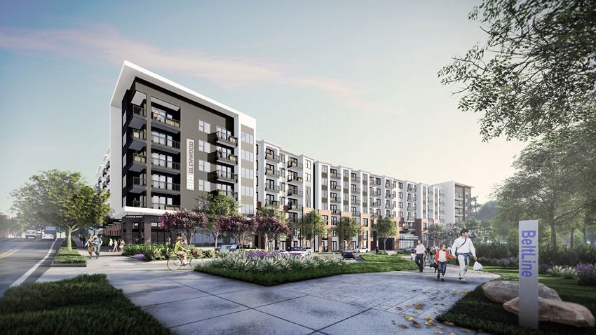 Luxury Apartments in Atlanta| 915 Glenwood Apartments | Direct Access to the Beltline