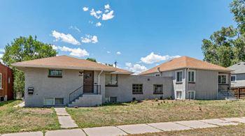 2275-2281 S Cherokee St 1-2 Beds Duplex/Triplex for Rent Photo Gallery 1