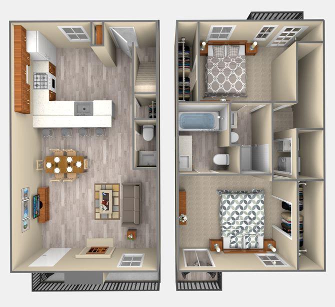 2 Bedroom Colorado