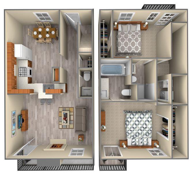 2 Bedroom Rio Grande