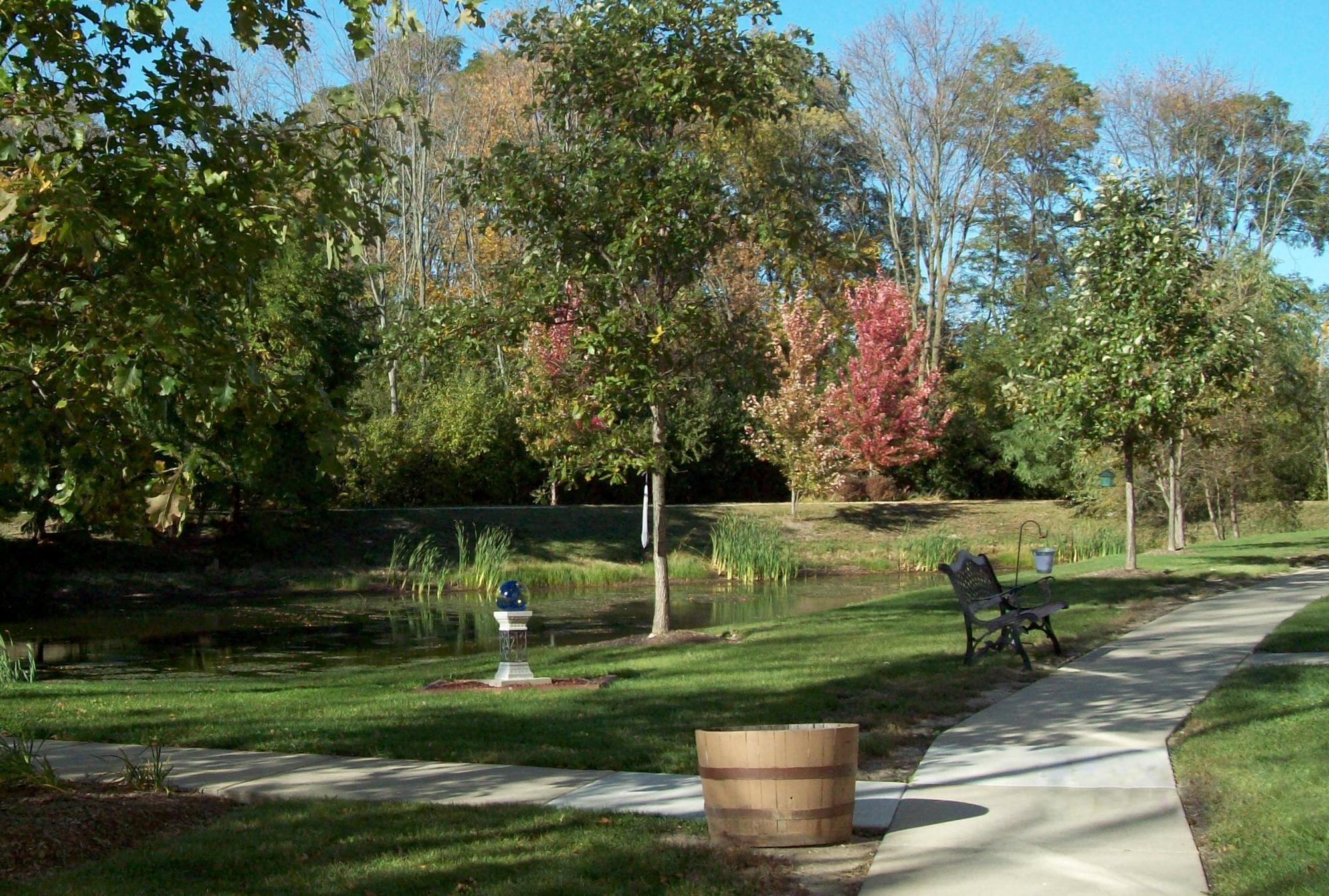 Paths at Lakewood Towers Senior Apartments in Lake Villa, IL