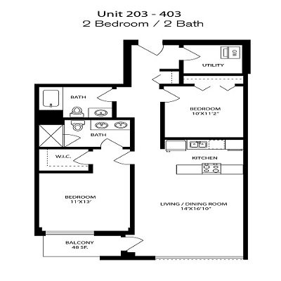 2F Floor Plan 8