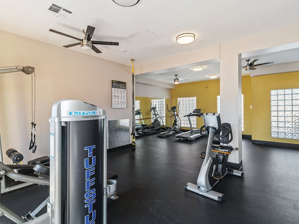 Fitness Center at Stonegate Apartments in Las Vegas NV