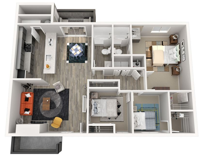 C2 Townhome