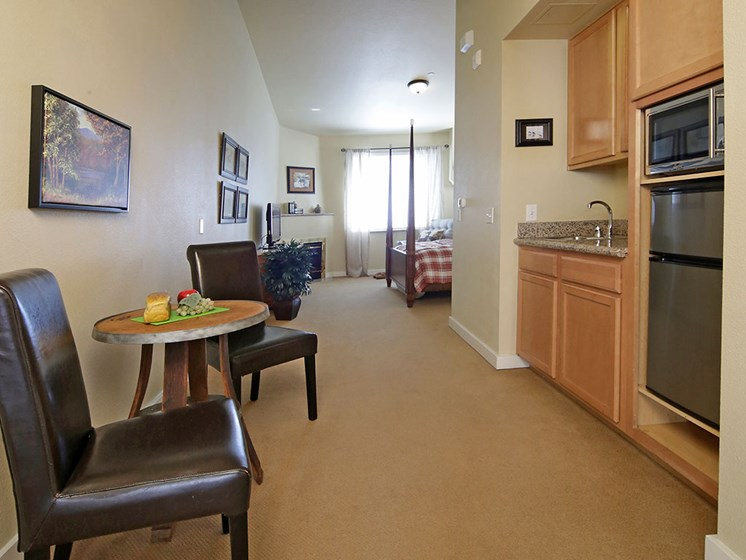 Assistance With Daily Activities of Living As Needed at Avila Senior Living at Downtown SLO, San Luis Obispo, 93401