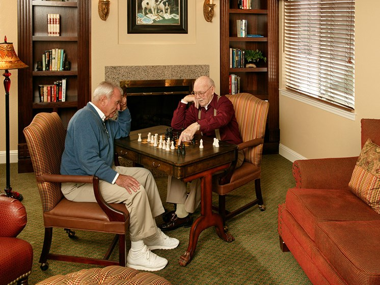 Join Friends in Engaging Activities at Avila Senior Living at Downtown SLO, San Luis Obispo, 93401