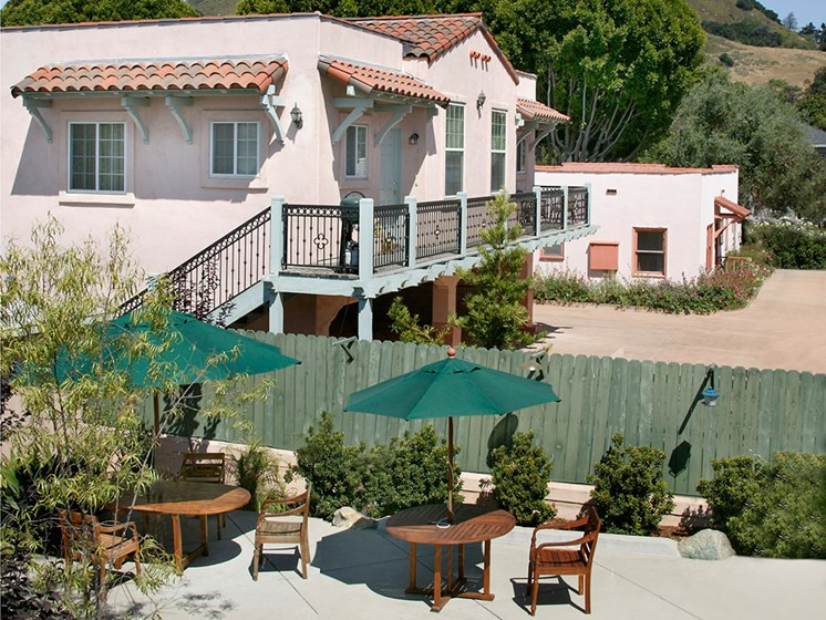 Comfortable Cottage Like Independent Home at Avila Senior Living at Downtown SLO, California, 93401