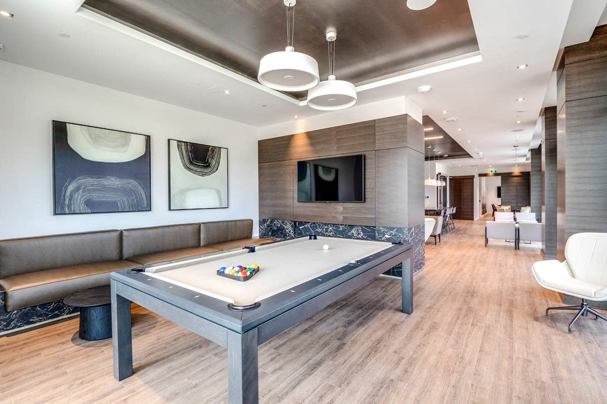 Parkside Square - Amenity - Games Room