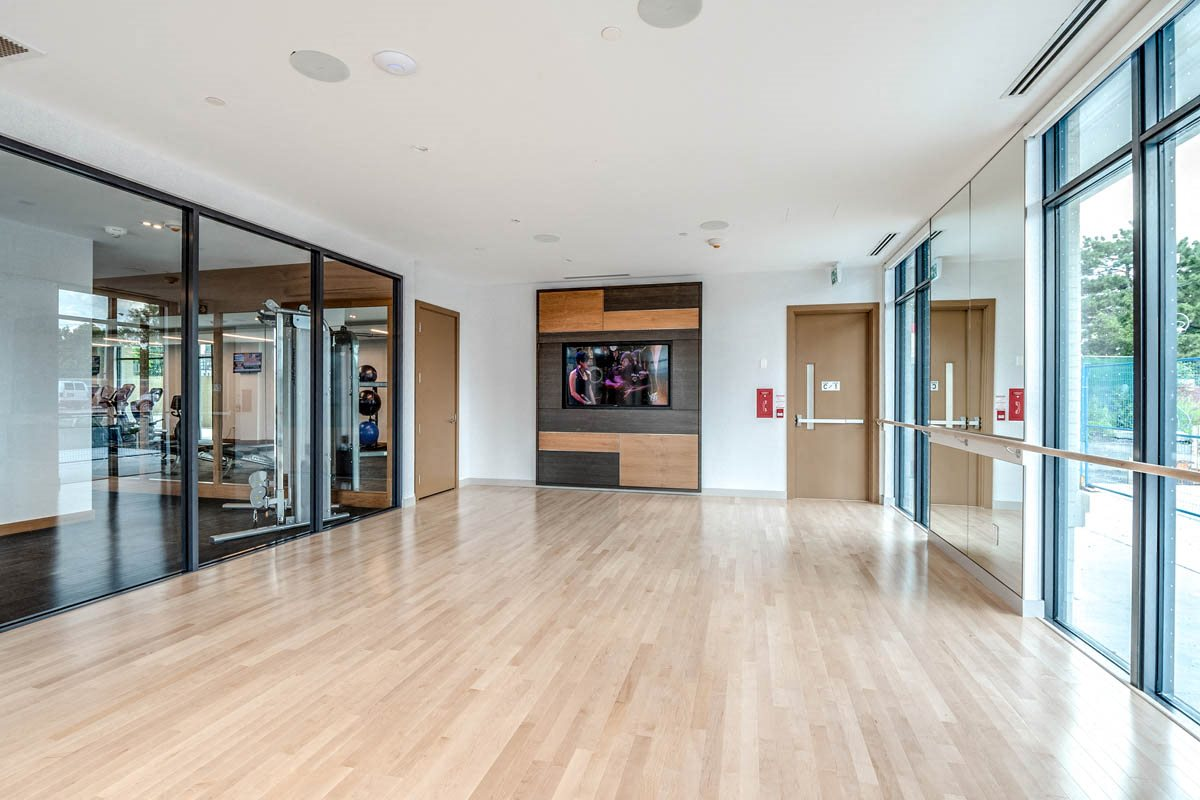 Parkside Square - Amenity - Yoga and Dance Studio