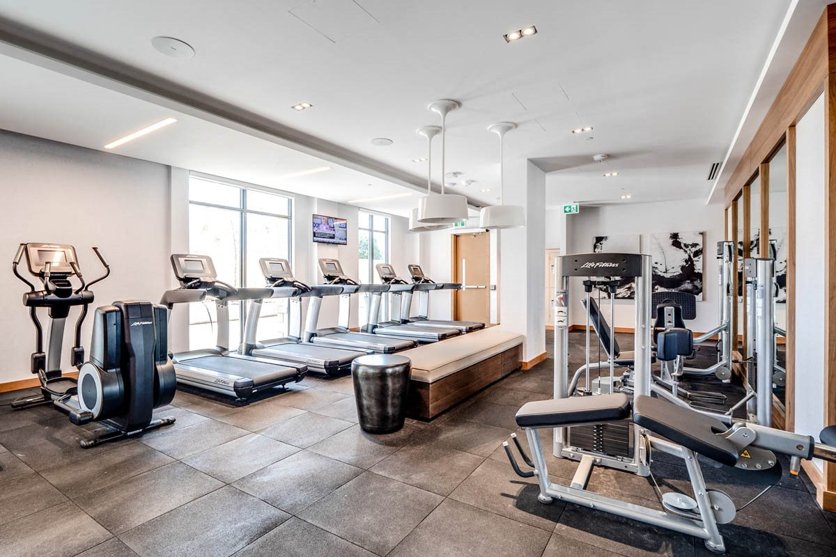Parkside Square - Amenity - Fitness Centre