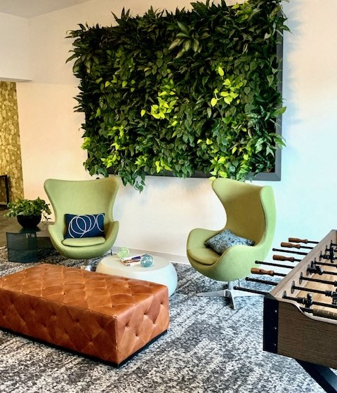 Living Wall, Green Design