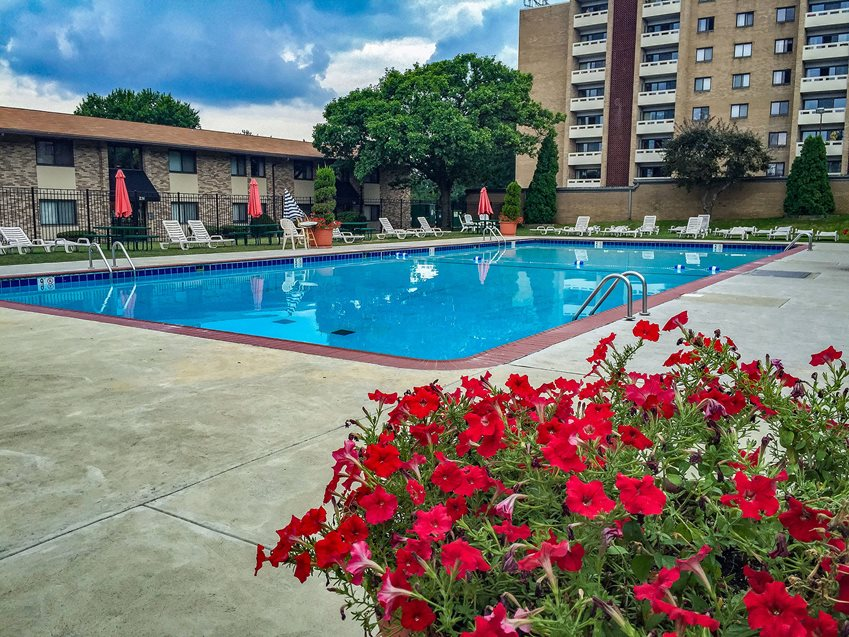 Photos And Video Of Carriage Park Apartments In Pittsburgh Pa