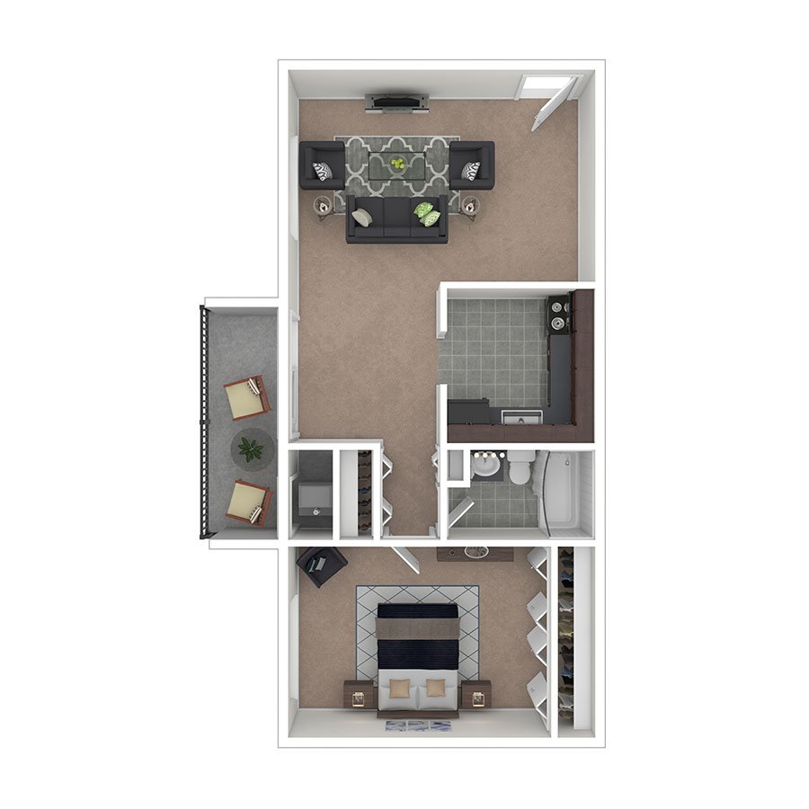 Carriage Park Apartments Custom Page