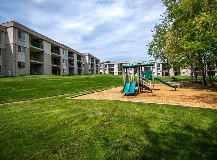 Ashley Apartments Playground 169