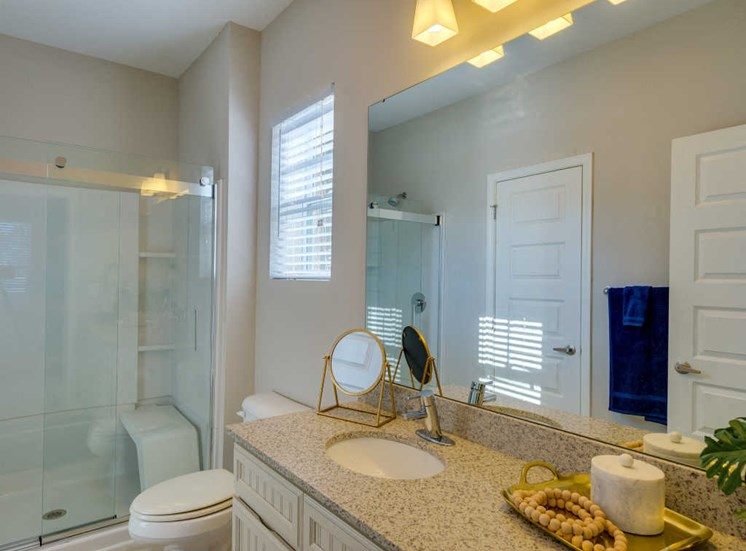 Luxurious Bathrooms at Evolve at Tega Cay, Fort Mill, SC