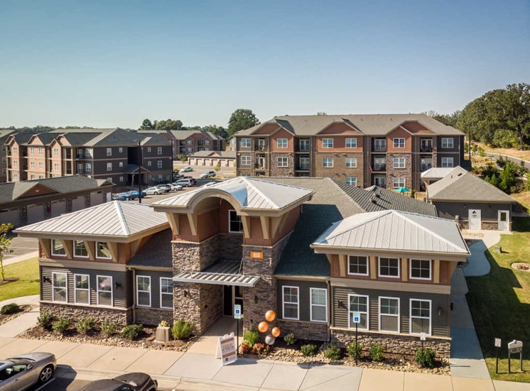 Aerial View Of The Property at Evolve at Tega Cay, Fort Mill, 29708