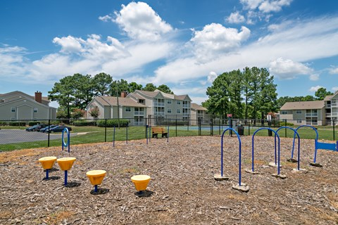 Residential Leash-Free Bark Park at Avenues at Steele Creek
