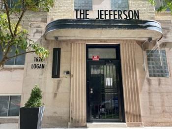 1626 Logan Street Studio Apartment for Rent Photo Gallery 1