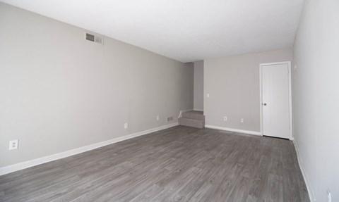 Ten35 Living Room Upgrade Vinyl Faux Wood