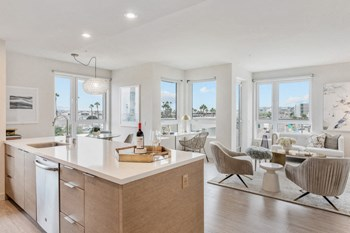 1919 Pacific Hwy Studio-2 Beds Apartment for Rent Photo Gallery 1