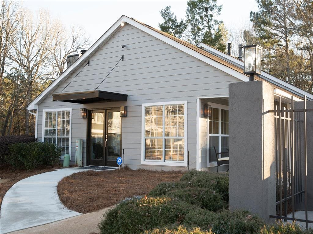 Controlled Access Building, at Reserve at Sweetwater Creek, Austell, GA 30168
