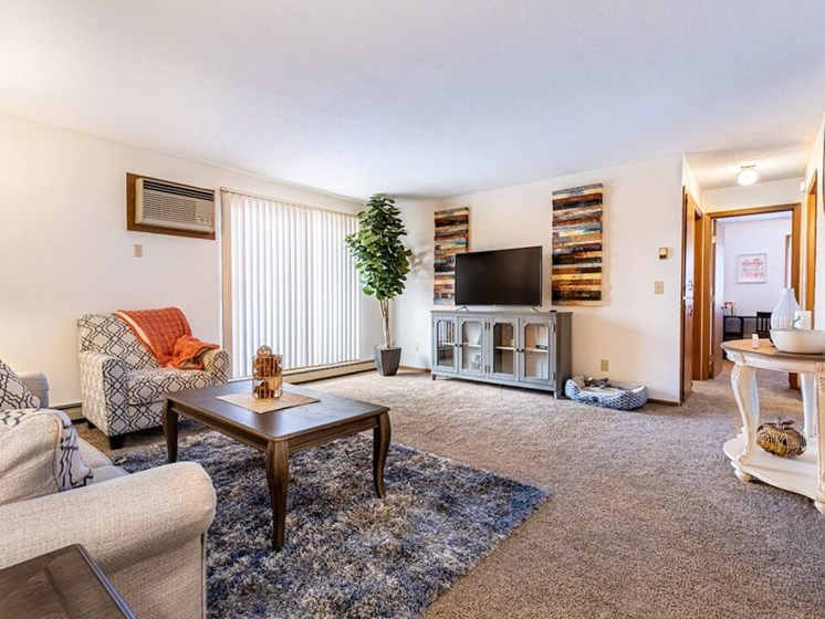 apartments in St Cloud MN that have air conditioners