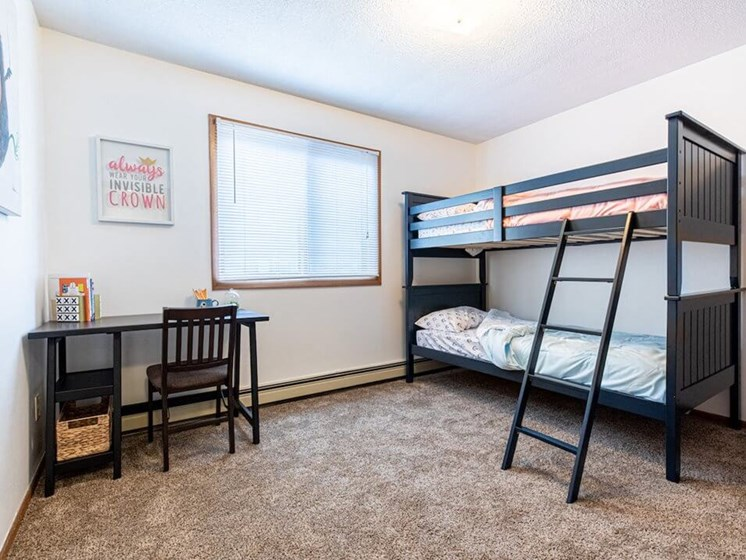 one bedroom apartment for rent in St Cloud MN