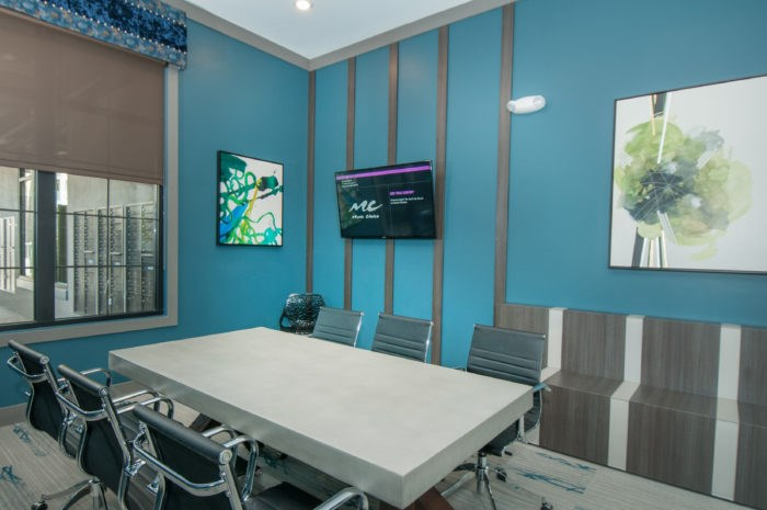 resident office