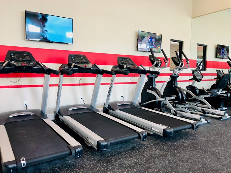 24-Hour Fitness Center at Davies Ranch, Austin, Texas