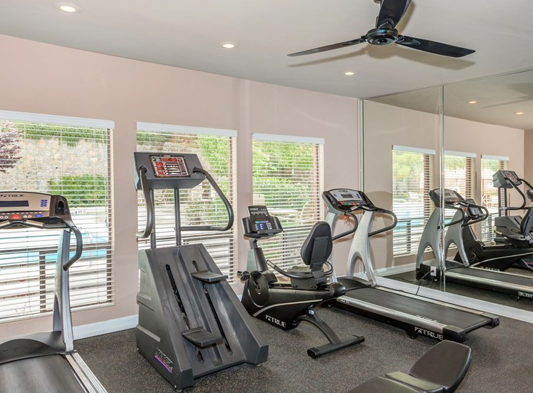 The Pointe Apartments El Paso Texas Fitness Center 4