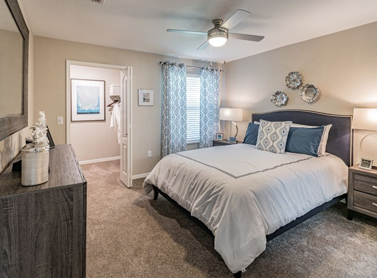 Gorgeous Bedroom at The Boot Ranch Apartments, Palm Harbor, FL