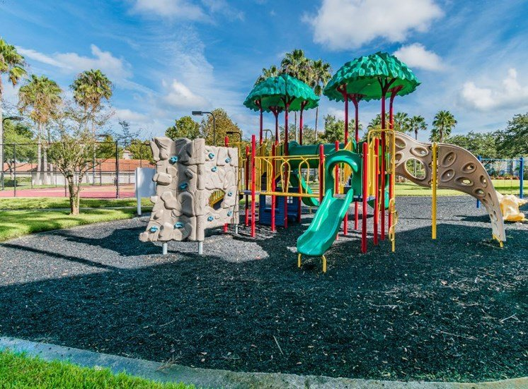 Playground at The Boot Ranch Apartments, Palm Harbor